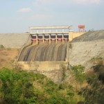 Potain - Xayaburi dam in Laos