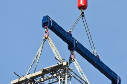 rigging equipment crane